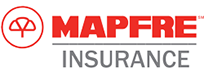 Red Mapfre Insurance Logo