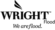 Black Wright Flood logo